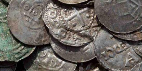 Trésor royal découvert à Rügen